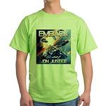 EMBARK COVER LOGO Green T-Shirt