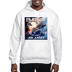 EMBARK COVER LOGO Hooded Sweatshirt
