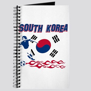South Korean soccer Journal