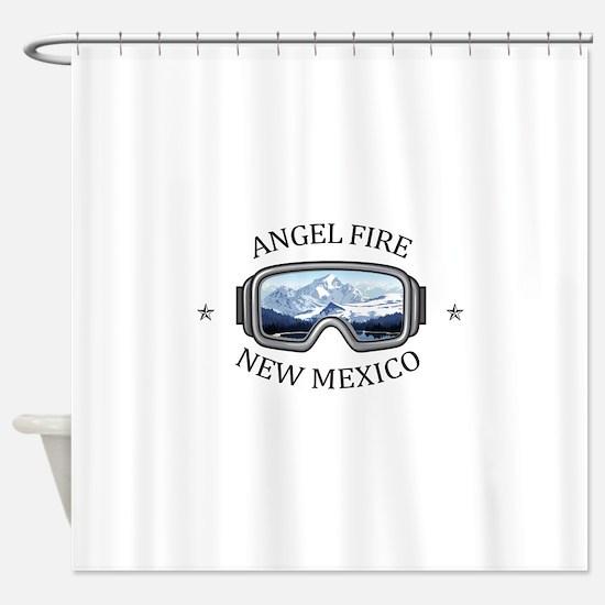 Angel Fire Resort - Angel Fire - Shower Curtain