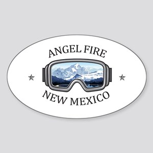 Angel Fire Resort - Angel Fire - New Mex Sticker