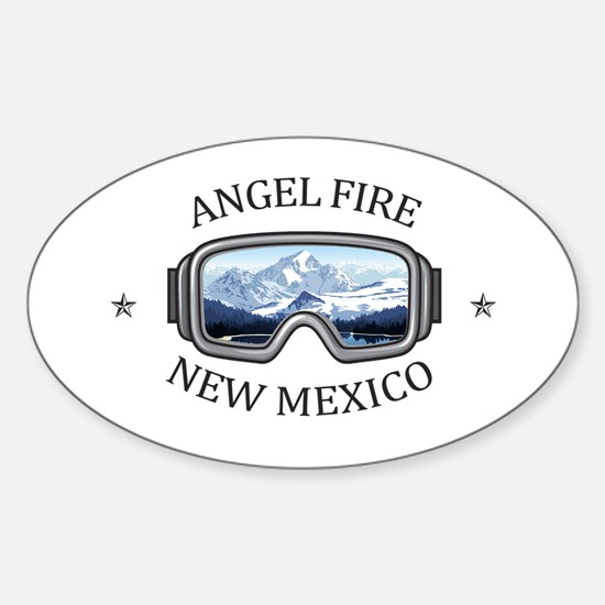 Angel Fire Resort - Angel Fire - New Mex Decal