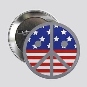 """Unhappy Peace - Inspired by Radiohead 2.25"""" Button"""