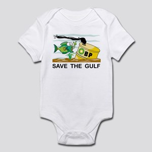 Save The Gulf Infant Bodysuit