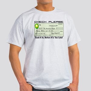 bp Check Light T-Shirt