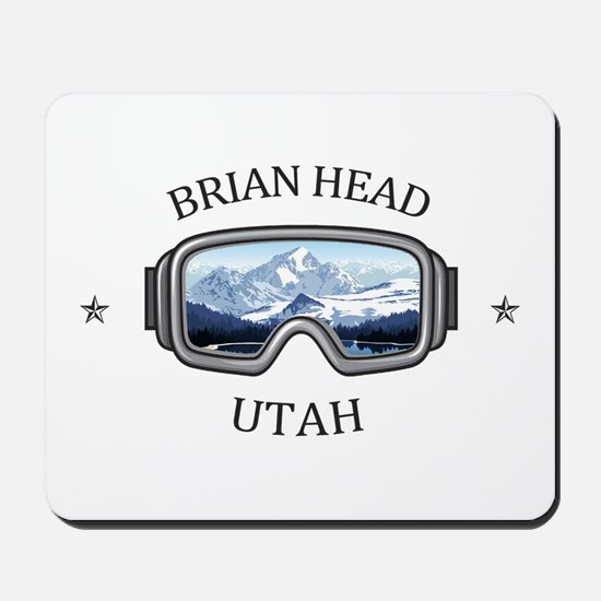 Brian Head - Brian Head - Utah Mousepad