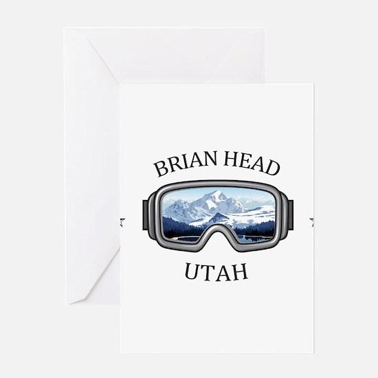 Brian Head - Brian Head - Utah Greeting Cards