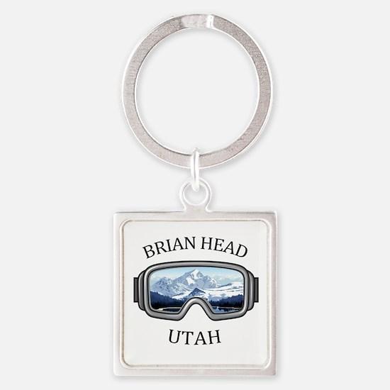 Brian Head - Brian Head - Utah Keychains