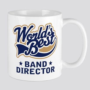 Tan Worlds Best Band Director Mug