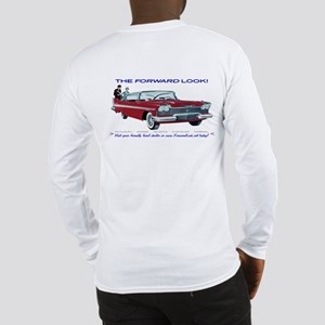 Long Sleeve T-Shirt (Back Only)