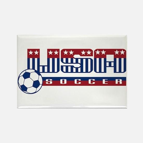 USA SOCCER 2010 Rectangle Magnet (10 pack)