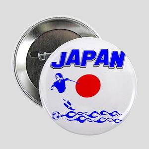"Japanese soccer 2.25"" Button"