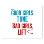Good Girls Tone... Small Poster