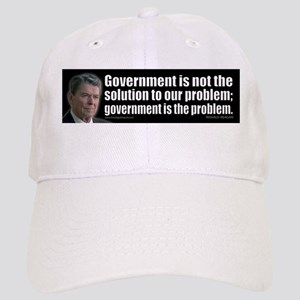Government is not... Cap
