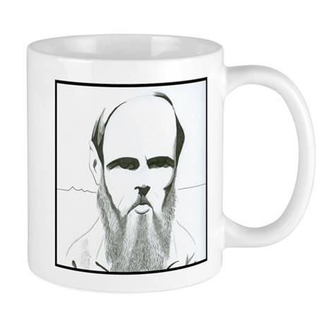 Dostoevsky Mug Mugs