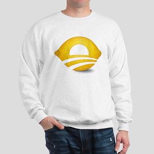 Lemon President Sweatshirt