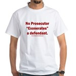 Exoneration Men's Classic T-Shirts