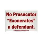 Exoneration Rectangle Magnet