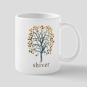 Shiver Tree Art Mug