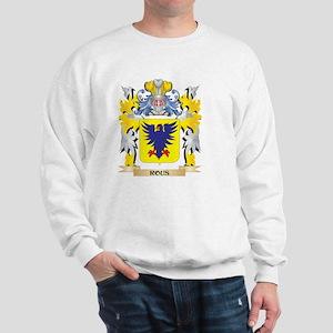 Rous Family Crest - Coat of Arms Sweatshirt