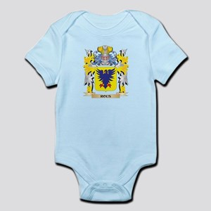 Rous Family Crest - Coat of Arms Body Suit