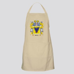 Rous Family Crest - Coat of Arms Light Apron