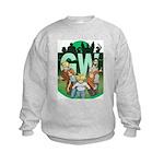 Geek's World Cast Kids Sweatshirt