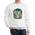 Geek's World Cast Sweatshirt
