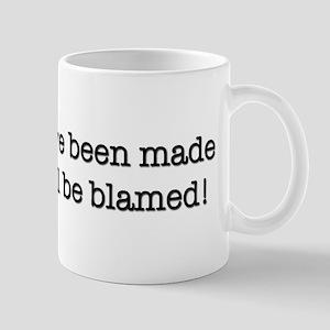 Errors have been made Mug