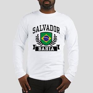 Salvador Bahia Brazil Long Sleeve T-Shirt