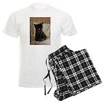 Little Black Kitten Pajamas