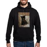 Little Black Kitten Sweatshirt