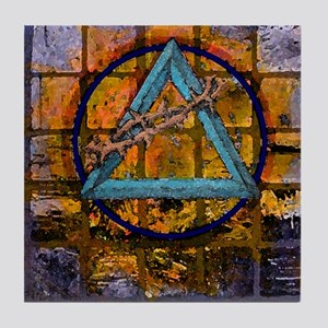 All things Sacred Tile Coaster
