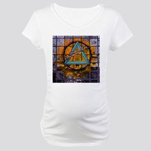 All things Sacred Maternity T-Shirt