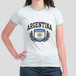 Argentina Jr. Ringer T-Shirt