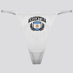 Argentina Classic Thong
