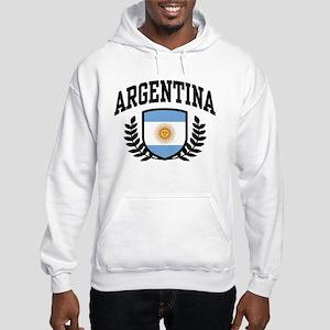 Argentina Hooded Sweatshirt