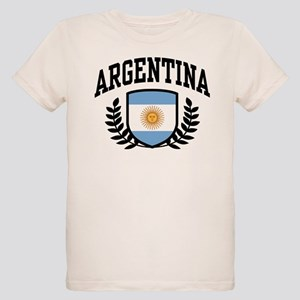 Argentina Organic Kids T-Shirt