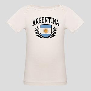 Argentina Organic Baby T-Shirt