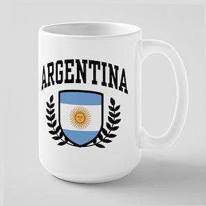 Argentina Large Mug