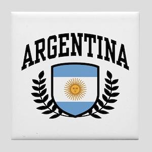 Argentina Tile Coaster
