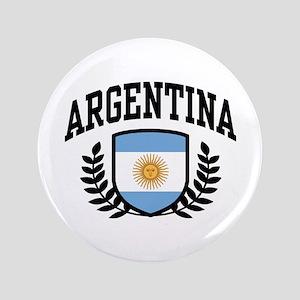 """Argentina 3.5"""" Button"""