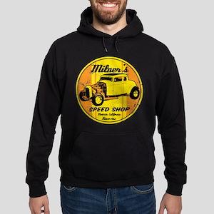 Milner's Speed Shop Hoodie (dark)