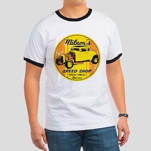 Milner's Speed Shop Ringer T