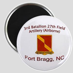 3rd Bn 27th FA Magnet