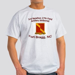 3rd Bn 27th FA Light T-Shirt