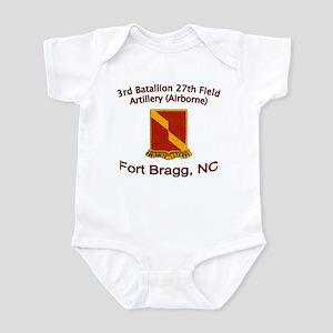 3rd Bn 27th FA Infant Bodysuit