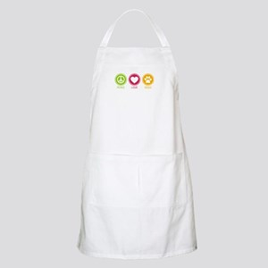 Peace - Love - Dogs 1 Apron