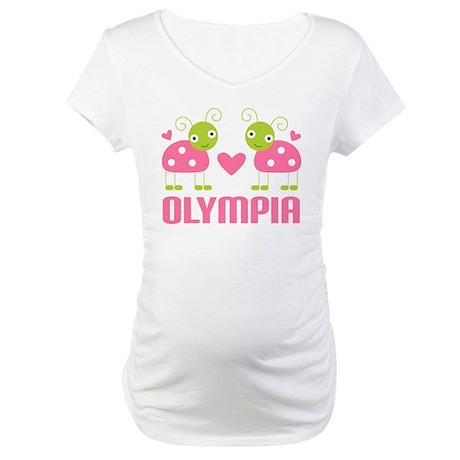 Ladybug Olympia Maternity T-Shirt
