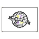 Certified Non-Binary Stamp Banner